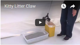 Kitty Litter Claw